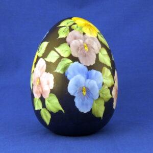 Uovo viole del pensiero