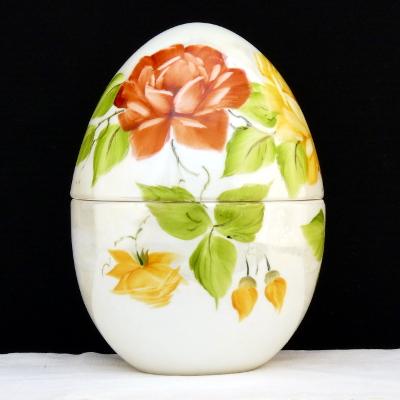 Uovo a scatola lustro