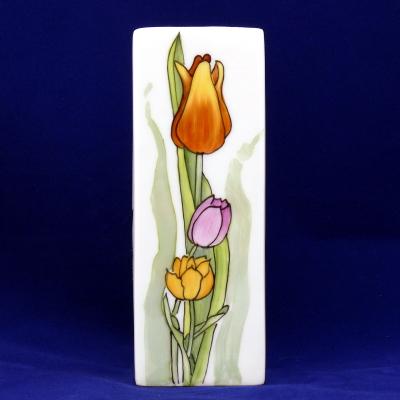 Vaso Manhattan piccolo tulipani