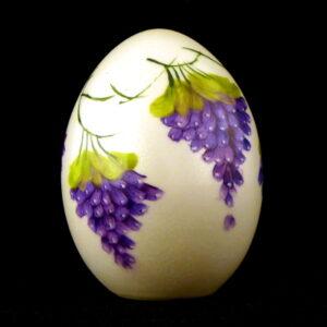 Uovo con glicine