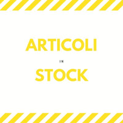 Articoli in stock