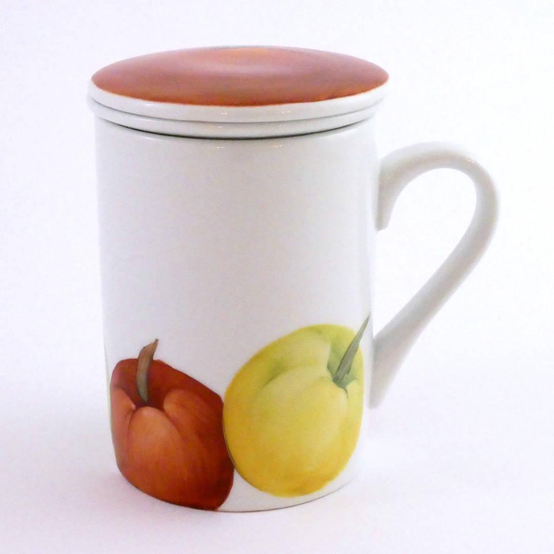 Tazza per tisana mele